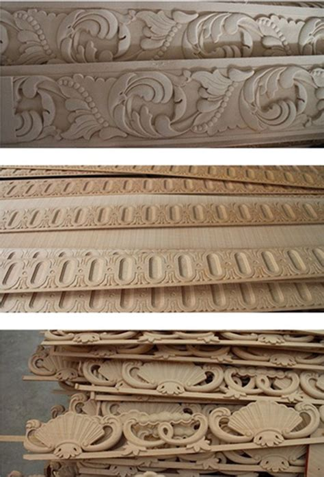 decorative wood furniture trim decorative carved wood moulding trim strip line buy