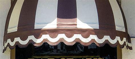 bullnose awning bullnose awnings
