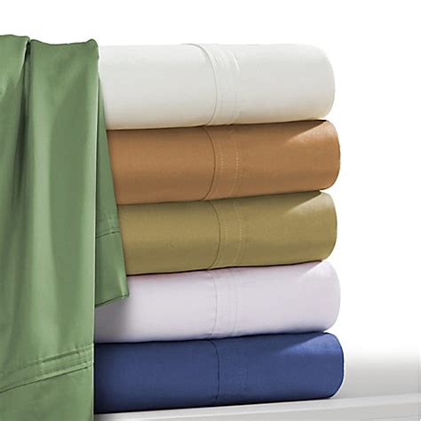 tribeca living sheets tribeca living 500 thread count cotton 6 piece sheet set