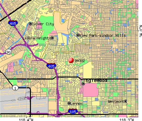 inglewood california map map of inglewood california california map