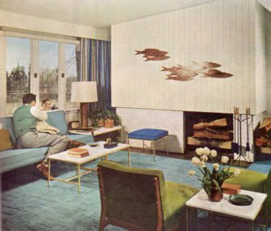 better homes and gardens interior designer 1950 s interior design from better homes gardens mcm