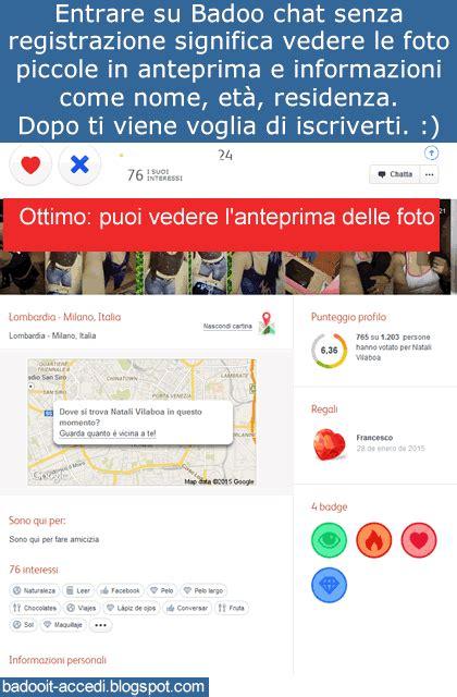 badoo accedi mobile badoo entra su badoo chat senza registrazione