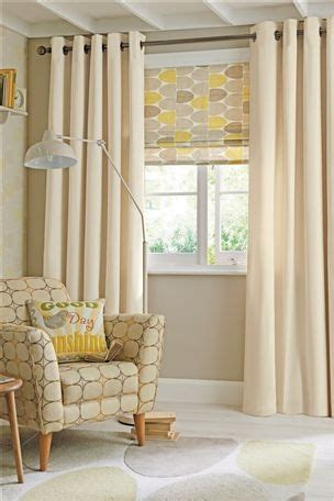 next online curtains buy cream twill eyelet curtains from the next uk online