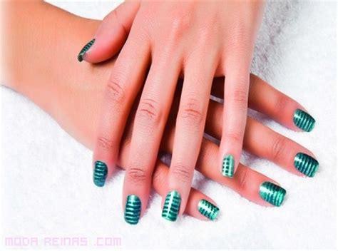 imagenes de uñas decoradas con verde u 241 as decoradas con esmalte 1001 consejos