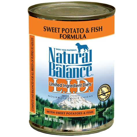 balance limited ingredient food balance 174 limited ingredient diets 174 sweet potato fish 13 oz can