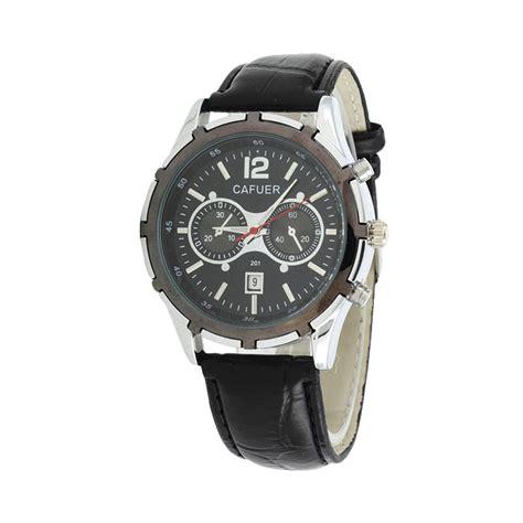 Weiqin Jam Tangan Kulit Wanita Wei75 harga ormano jam tangan pria hitam kulit brown insight date pricenia