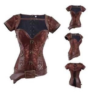 Steampunk womens clothing ebay