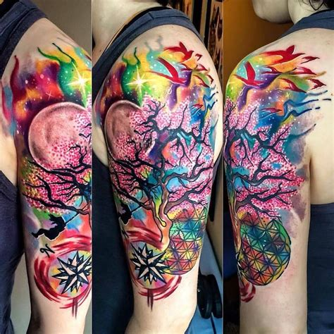 watercolor tattoo ireland 67 best watercolor and abstract images on