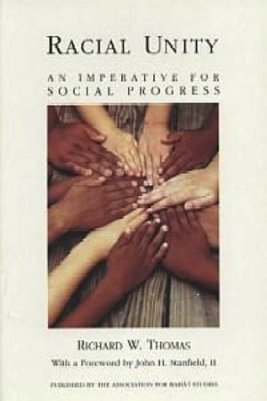 a biblical answer for racial unity books planning progress lessons from shoghi effendi