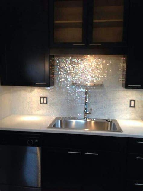 sparkly backsplash 41 best images about home on stenciled