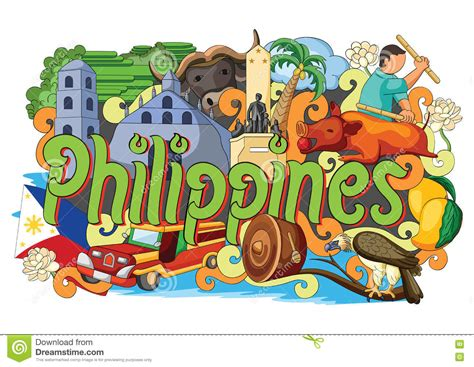doodle 4 philippines doodle showing architecture and culture of philippines