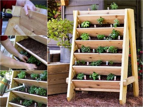 Diy Vertical Pallet Garden 37 Creative Diy Garden Ideas Ultimate Home Ideas