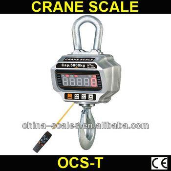 Crane Scale Aluminium Housing With Remote Excellent Ocs Xz Aae 3t 1kg ocs t lifting loads 5t weight measuring device buy weight measuring device