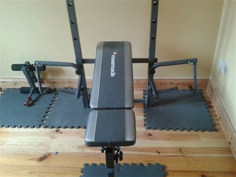 maximuscle bench maximuscle weight bench for sale in kingscourt cavan from