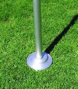 sectional flagpole 20ft regal sectional groundset flagpole