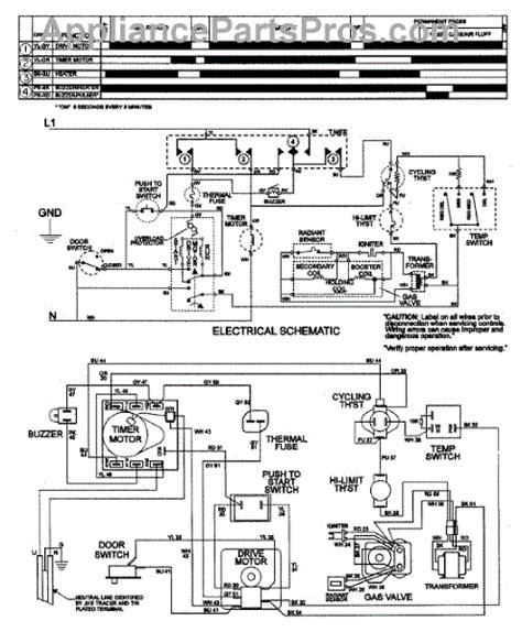 admiral dryer parts diagram parts for admiral ldg8426gge wiring information parts