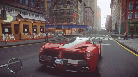 mod gta 5 realistic gta iv 2017 realistic graphics youtube