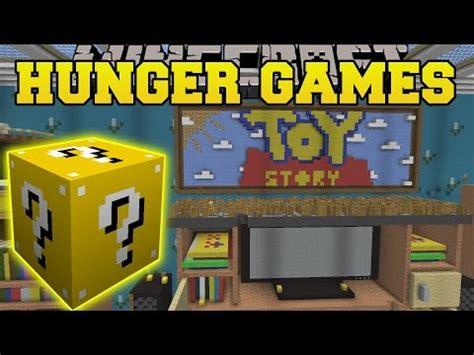 Bedroom Hunger Lucky Block Mod Minecraft Story 2 Hunger Lucky Block Mod