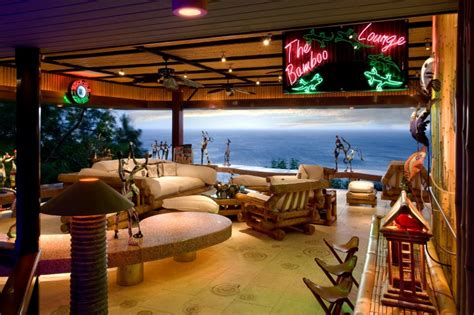look inside julio iglesiass resort like miami beach house david bowie s former caribbean vacation home available for