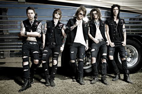 Asking Alexandria Rock Band q a with asking alexandria festival preview