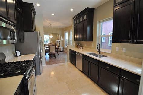 remodeling galley kitchen galley kitchen remodel traditional kitchen denver