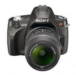 Kamera Sony Dslr daftar harga kamera sony dslr mei 2013 berita techno