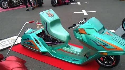 japan bid big scooter showup in japan 2 บ กสก ดเตอร จากญ ป น