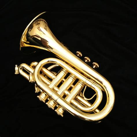 Handmade Trumpets - kessler custom pocket trumpet big sound small package