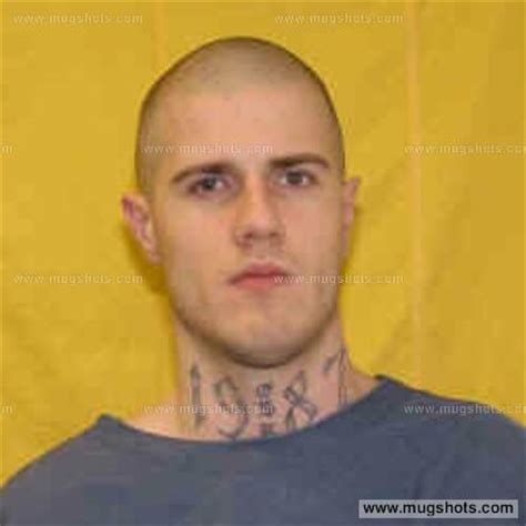 Coshocton County Arrest Records Seth A Wilson Mugshot Seth A Wilson Arrest Coshocton