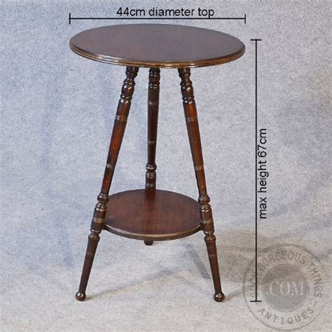 small side table antique occasional table tripod tables antique two tier mahogany occasional side l cricket