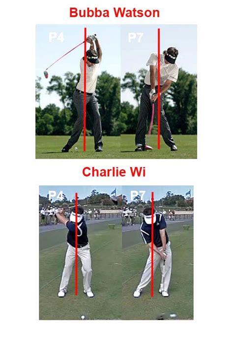 charlie wi golf swing 2014