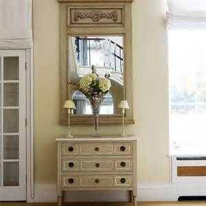Country Homes Interiors Magazine Classic Style Hallway Mirror Country Decorating Ideas