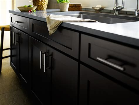 Black Kitchen Cabinet Hardware Decor Ideasdecor Ideas Black Kitchen Cabinet Hardware