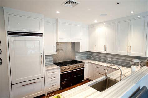 White Marble Countertops Design Ideas