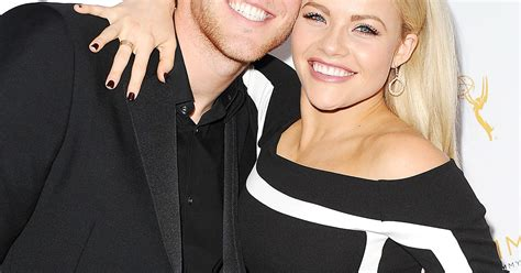 whitney carson engaged newhairstylesformen2014com image gallery dwts witney