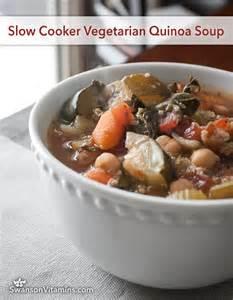 vegan soup recipes for cookers cooker vegetarian quinoa soup recipes you ll