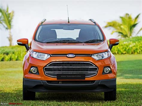 Spare Part Ecosport rumour ecosport facelift shipping out in october team bhp