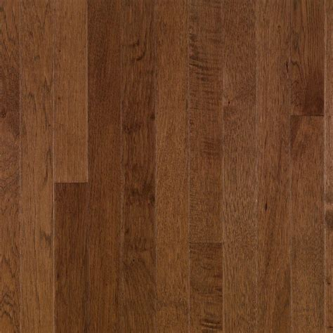 bruce hardwood floors oxford brown hickory bruce plymouth brown hickory 3 4 in thick x 3 1 4 in wide x random length solid hardwood