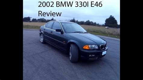 2002 bmw 330i review bmw 330i 2002 e46 owners review