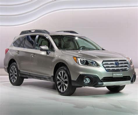 Subaru Outback Redesign 2017 Subaru Outback Redesign Aeronavcharts