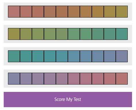 x rite color challenge testeaza ti deficitul de viziune de culoare cu x rite