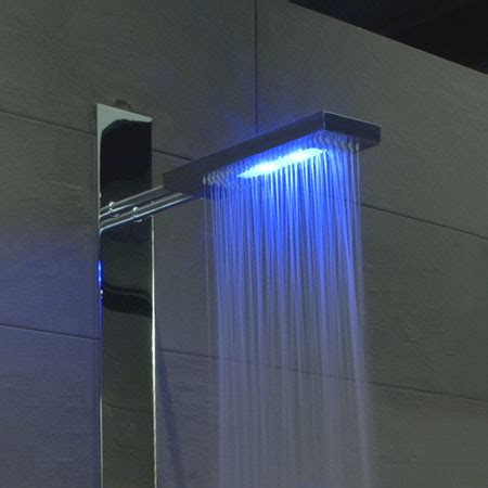 colonna doccia led colonna doccia led colonna doccia prisma termostatico
