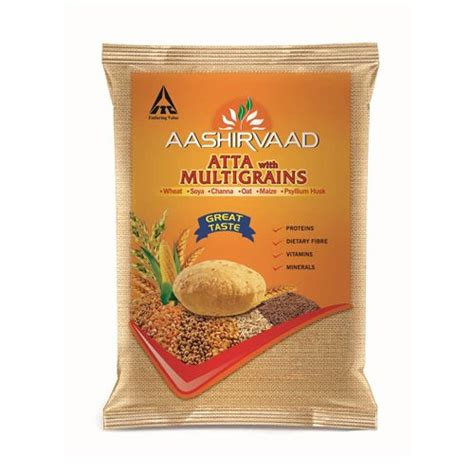Icha Top Atta 1 aashirvaad atta multigrains 1 kg pouch buy at