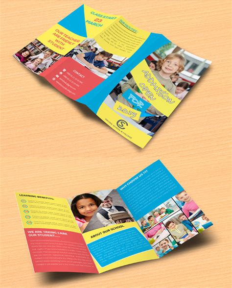 21 kindergarten brochure templates free psd eps ai