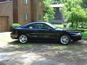 1995 ford mustang cobra convertible with remove able