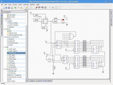free wiring diagram drawing program circuit and