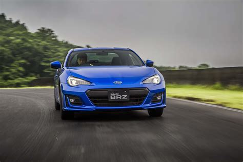 black subaru brz 2017 first drive 2017 subaru brz automobile magazine