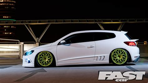 volkswagen scirocco 2016 modified stanced vw scirocco fast car