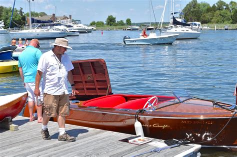 antique boat show st michaels md 2017 antique classic boat festival archives chesapeake bay