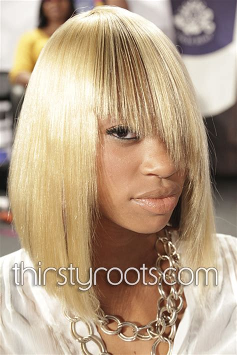 hairstyles blonde and black blonde black hairstyles